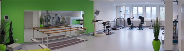 Klinik am Stein Olsberg - Trainingsraum